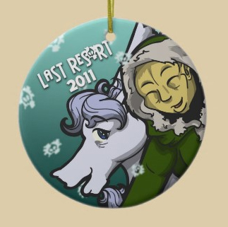 The Last Res0rt 2011 Ornament is here!