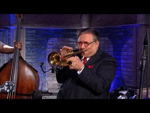 Tuesdays on the Tube: Stephen Colbert and Arturo Sandoval