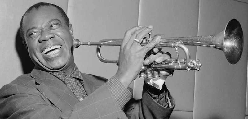 Tuesdays on the Tube: Louis Armstrong in the Recording Studio