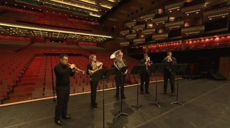 Tuesdays on the Tube: Philharmonia Brass