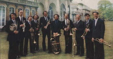 The Inaugural Philip Jones International Brass Ensemble Competition