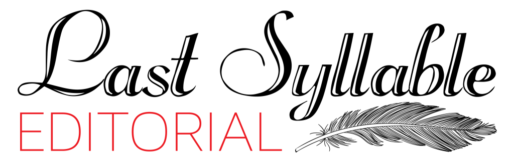 Last Syllable Editorial logo