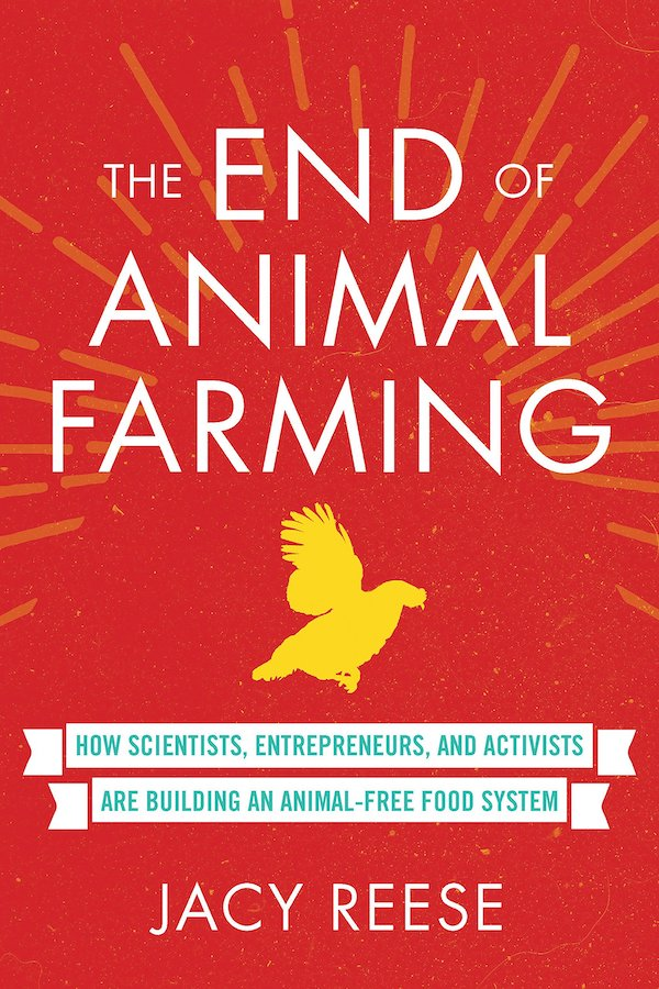 cover of the end of animal farming