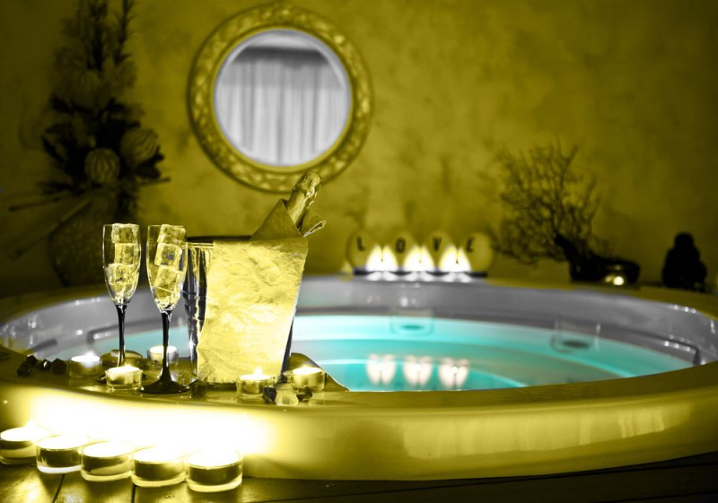 La Suite Gold SPA Privé