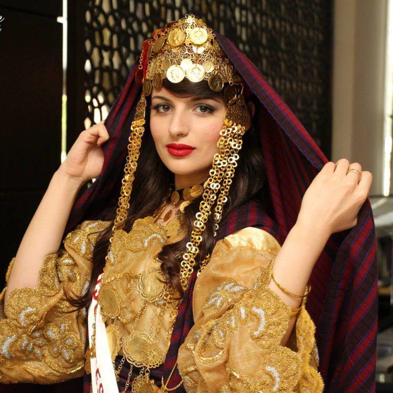 [:ar]اللباس التقليدي لنساء الجنوب التونسي: الحولي[:]