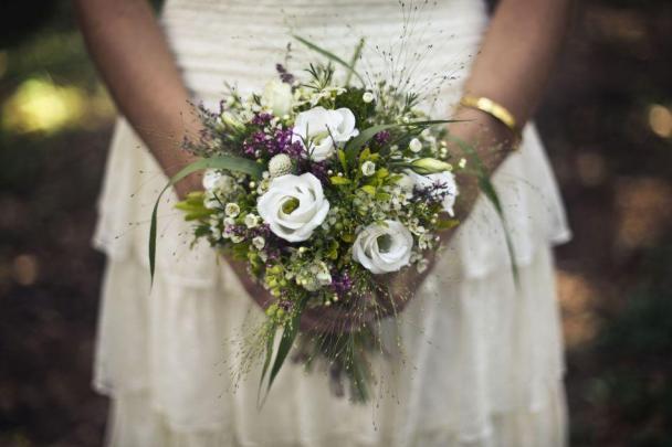 bouquet de mariée- La Sultane magazine- LaSultanemag- Sultanemag