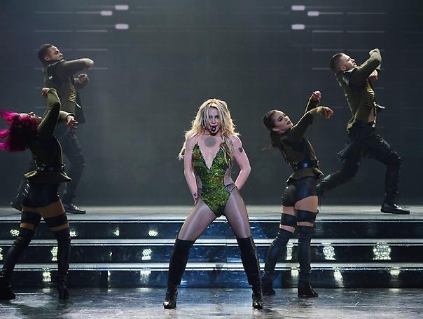 Britney Spears 2017 Las Vegas Live