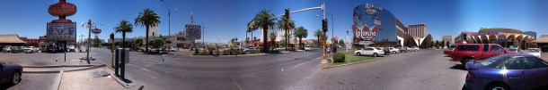Click to view Hi-res Las Vegas 360 image