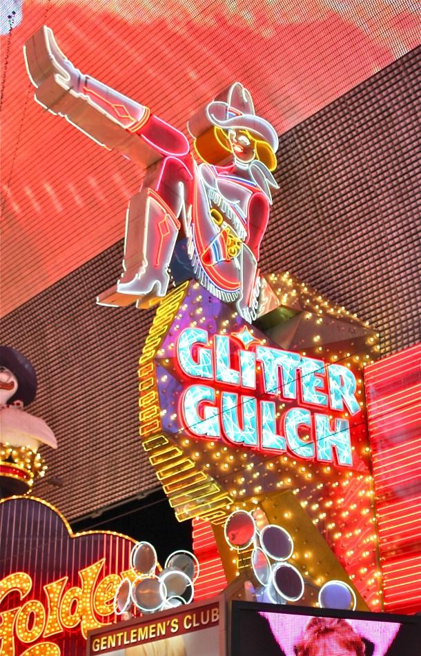Sassy Sally Glitter Gulch
