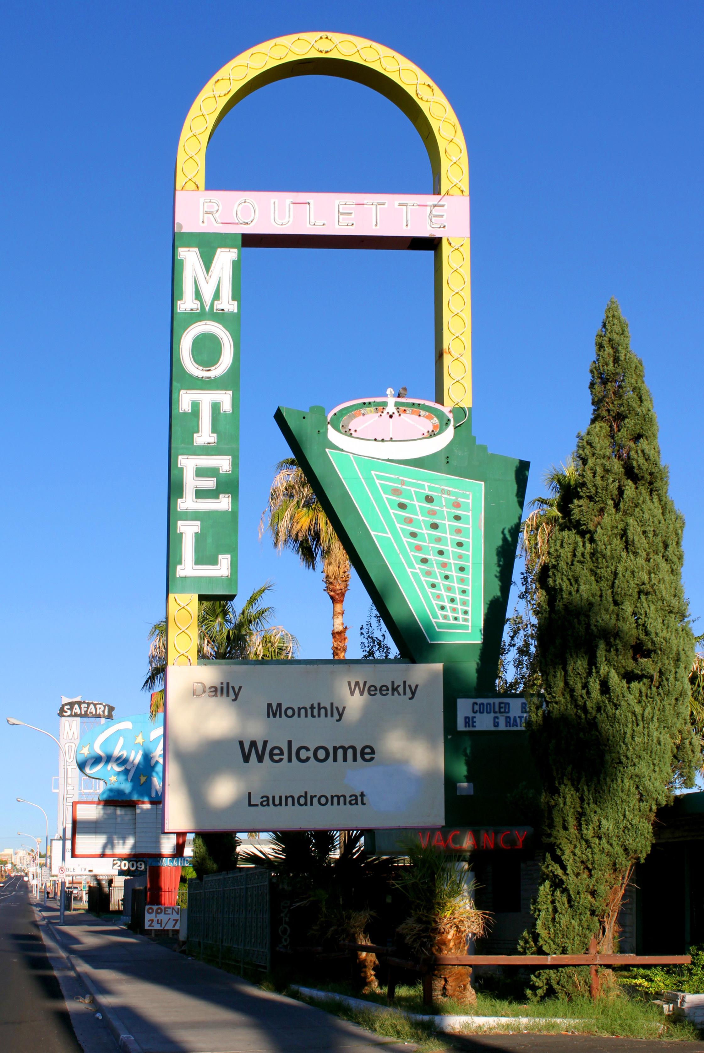 Motel Las Vegas