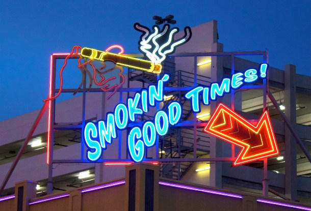 Smokin' Good Times