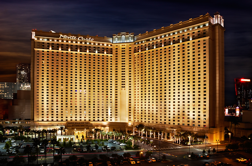 Monte Carlo Hotel Las Vegas >> On This Date June 21 1996 The Monte Carlo Opened On The