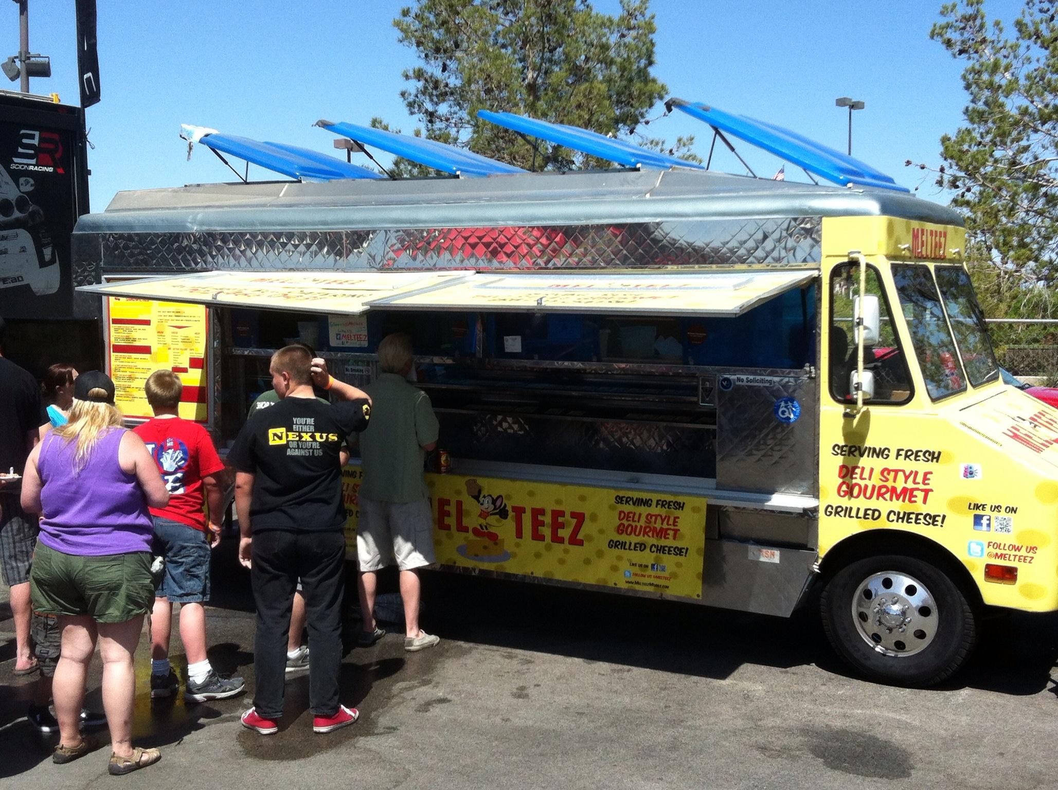 The Golden Goose Food Truck