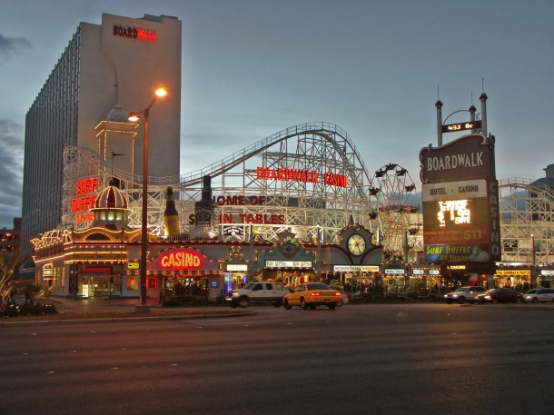 Boardwalk Hotel & Casino in 2004