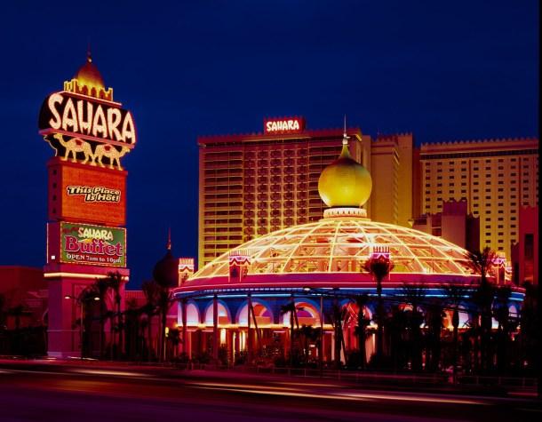 Sahara Hotel & Casino