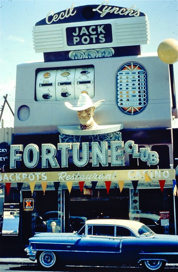Fortune Club in Downtown Las Vegas