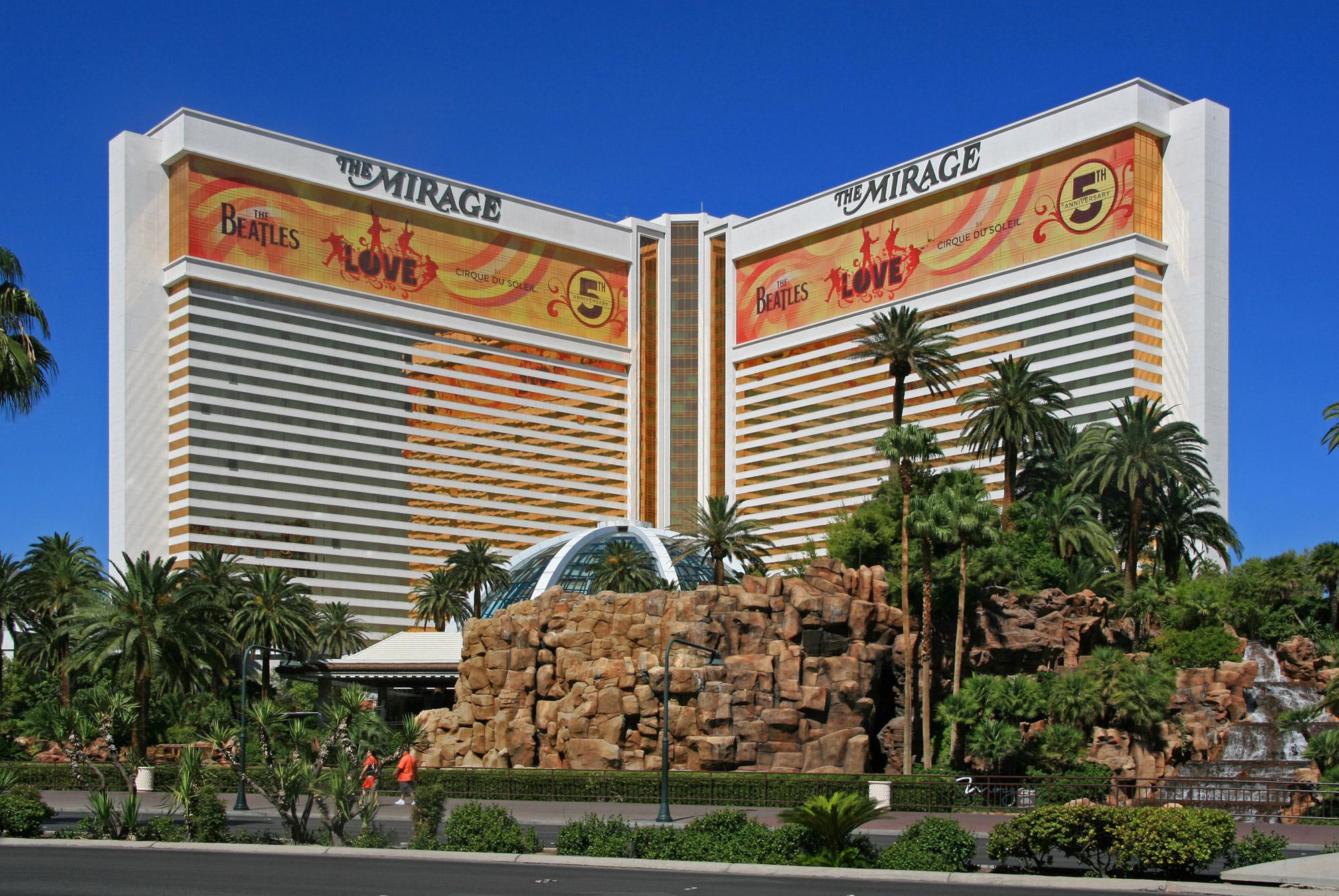 Mirage To Treasure Island Las Vegas