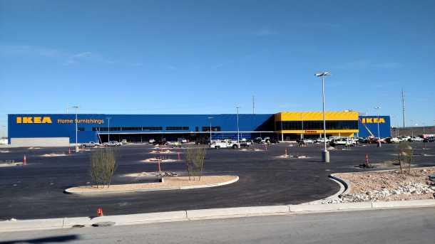 IKEA opens in Las Vegas on May 18, 2016