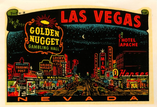 """Las Vegas sticker"" (CC BY 2.0) by jericl cat"