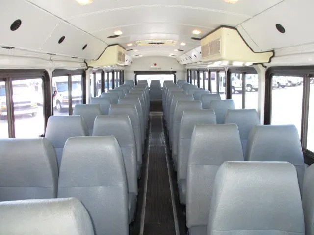 Bus School Thomas Hdx Rear