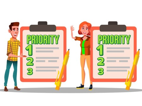 Refinance Priority