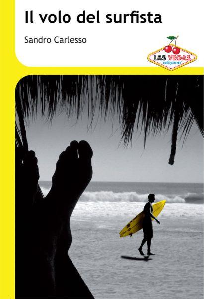 Copertina Il volo del surfista