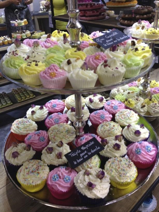 Cupcakes in Paris