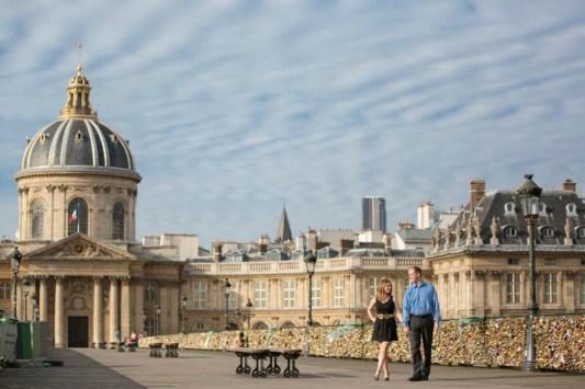 Pons des Arts Bridge in Paris
