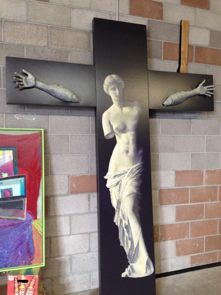 Las Vegas VAST Art Installation