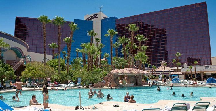 Rio Las Vegas Pool