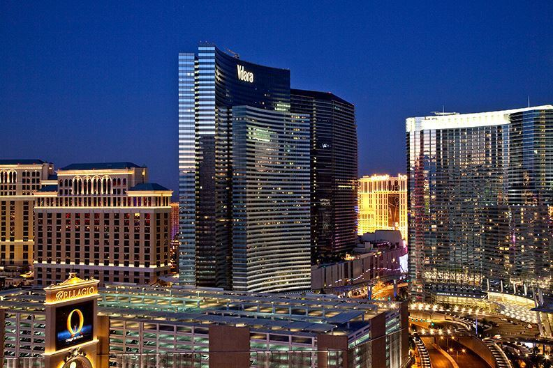 Vdara Las Vegas Hotel & Spa