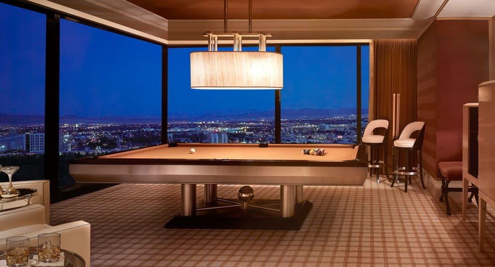 Encore Las Vegas 3 Bedroom Duplex Suite