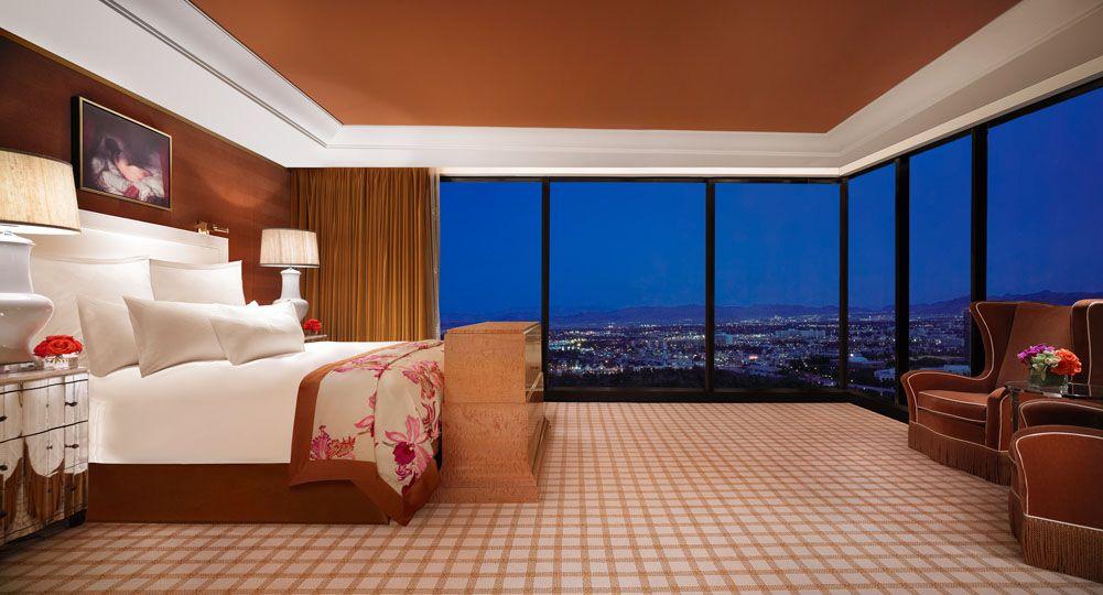 High Quality Encore Las Vegas 3 Bedroom Duplex Suite