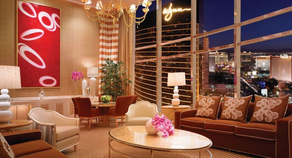 The 40 Most Luxurious Suites Of Las Vegas Lasvegasjaunt Impressive 3 Bedroom Penthouses In Las Vegas Style