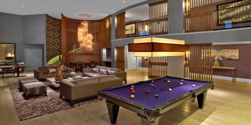 The Most Luxurious Suites Of Las Vegas Lasvegasjauntcom - Bellagio pool table