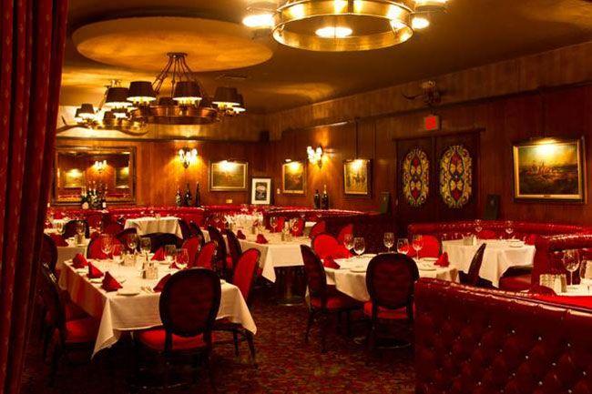 Restaurants Around Treasure Island Las Vegas