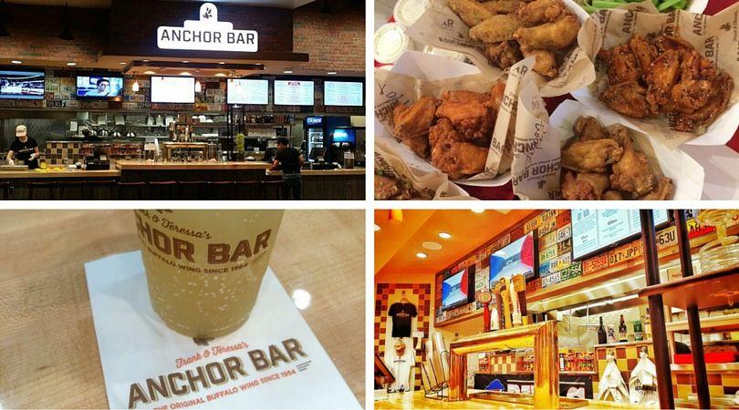 Anchor Bar Restaurant Las Vegas