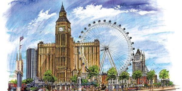 London Resort and Casino Las Vegas