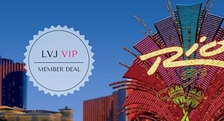 Rio Las Vegas VIP Member Deal