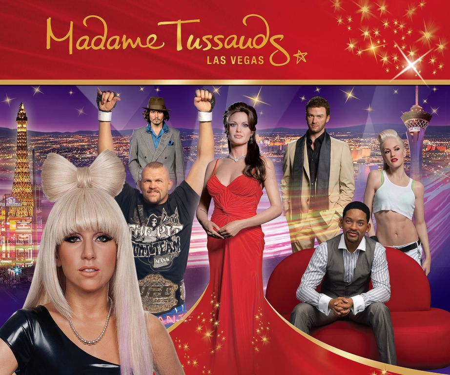 Discount coupons for madame tussauds las vegas