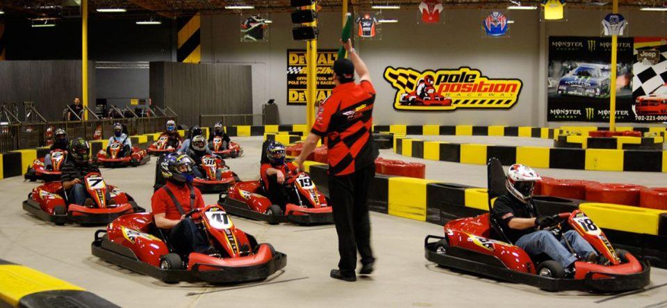 Pole Position Raceway Indoor Karting Las Vegas Discount