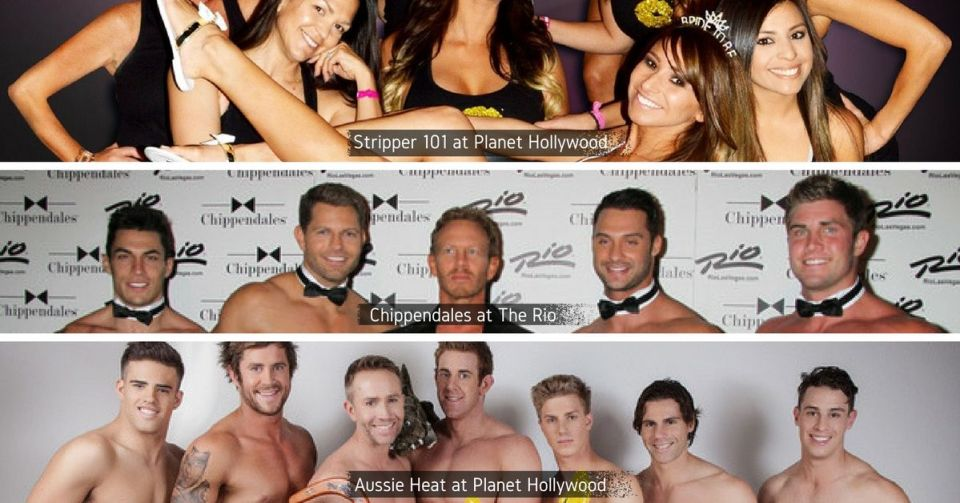 Best Las Vegas Chippendales Show