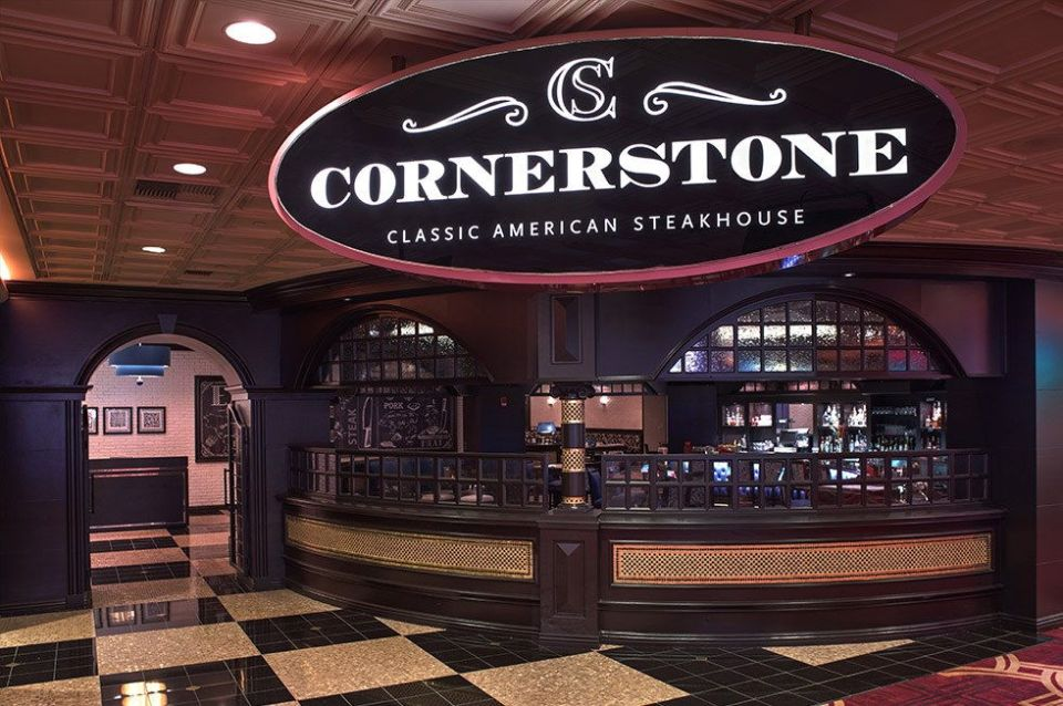 Gold Coast Las Vegas CornerStone SteakHouse