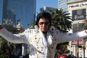 Las Vegas Strip street performers