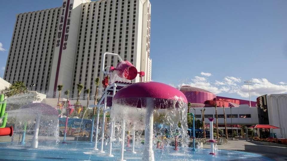 Circus Circus Las Vegas Pool