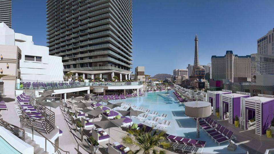 Cosmopolitan Las Vegas Boulevard Pool