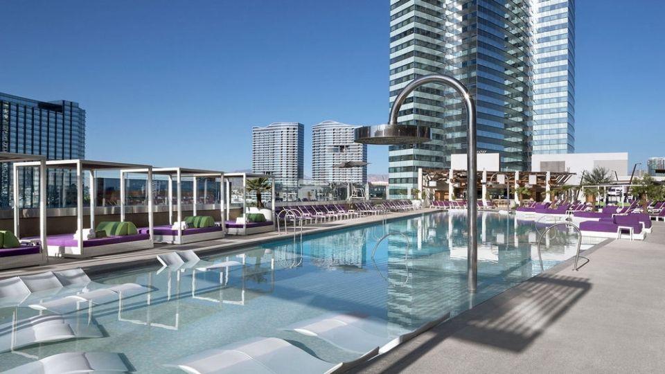 Cosmopolitan Las Vegas Chelsea Pool
