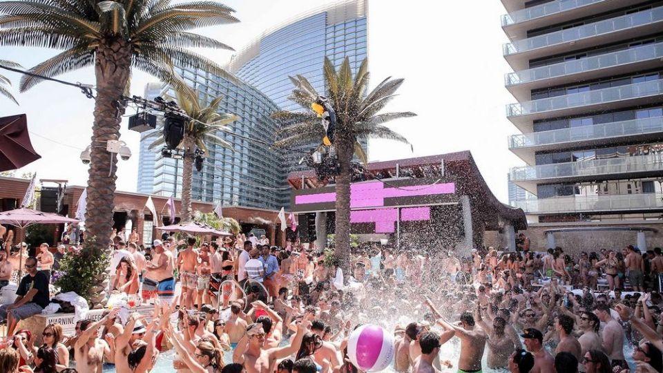 Cosmopolitan Las Vegas Marquee Dayclub Nightclub