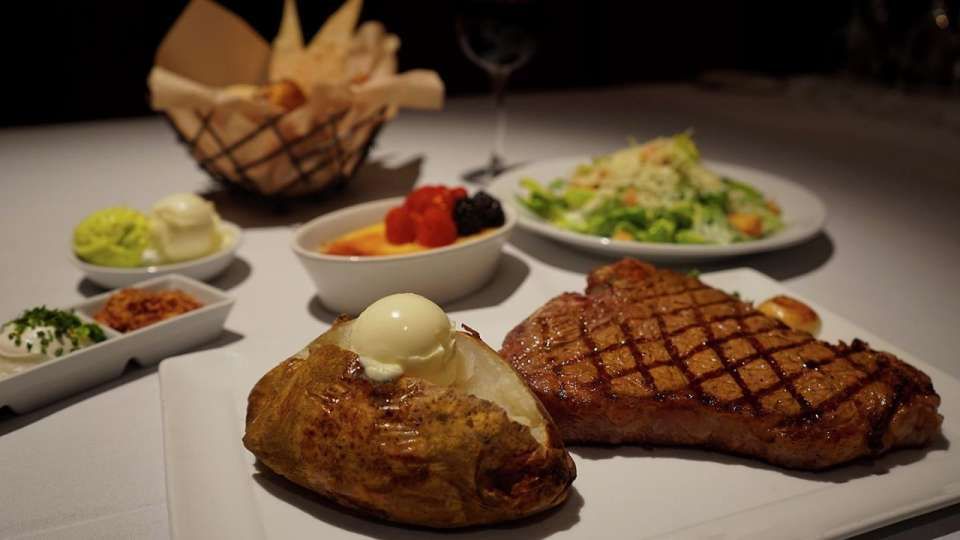 Excalibur Las Vegas Camelot Steakhouse
