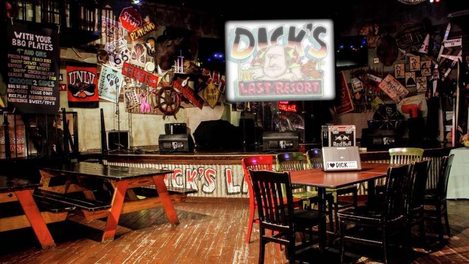 Excalibur Las Vegas Dick's Last Resort